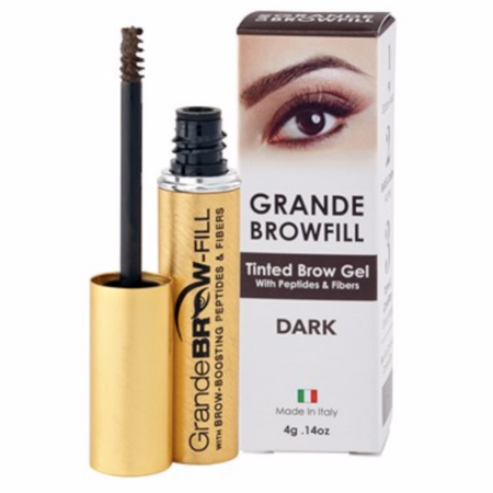Grande Cosmetics GrandeBROWFill Brow Gel Dark - 0.14 oz