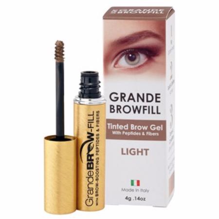 Grande Cosmetics GrandeBROWFill Brow Gel Light - 0.14 oz