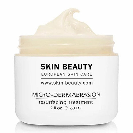 Skin Beauty Micro-Dermabrasion | Resurfacing Exfoliator Cream