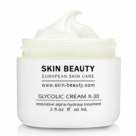Skin Beauty Glycolic Cream X-30 | Exfoliating Cream