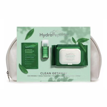 Hydropeptide Clean Get Away Travel Set - 4 piece
