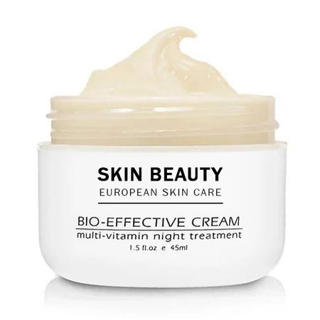 Skin Beauty Bio-Effective Cream | Night Treatment For Wrinkles