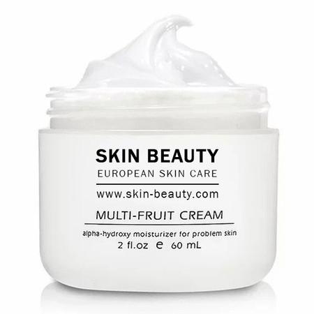 Skin Beauty Multi-Fruit Cream | Hydrating Treatment