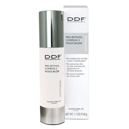 DDF Pro-Retinol Complex 3 Moisturizer | Retinol Night Cream