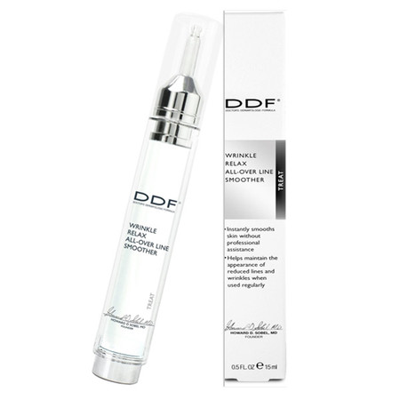 DDF Wrinkle Relax All-Over Line Smoother | Anti Aging Peptide