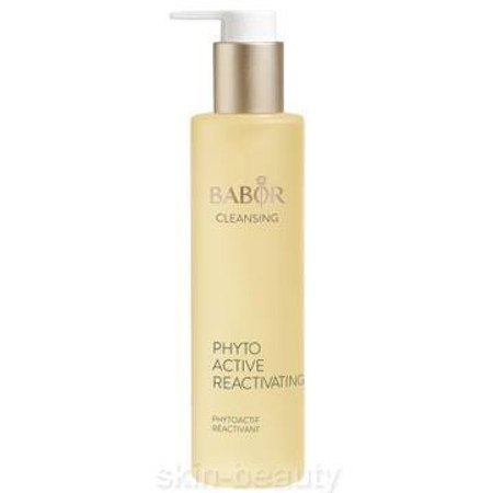 Babor Cleansing Phytoactive Reactivating - 3.38 oz - Unboxed
