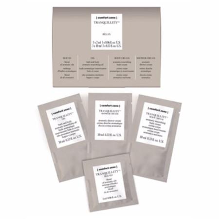 Comfort Zone Tranquillity System Set - 4 piece