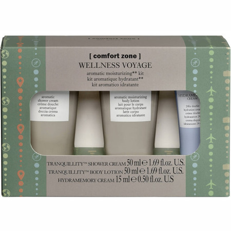 Comfort Zone Wellness Voyage Relaxing Kit - 3 piece