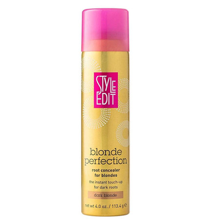 Style Edit Blonde Perfection Root Concealer For Blondes Spray