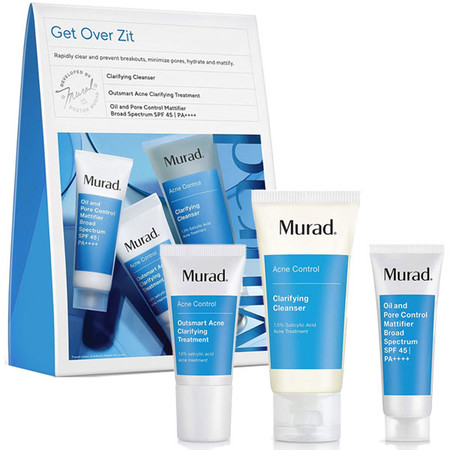 Murad Get Over Zit Kit | The Best Acne Kits Travel Size