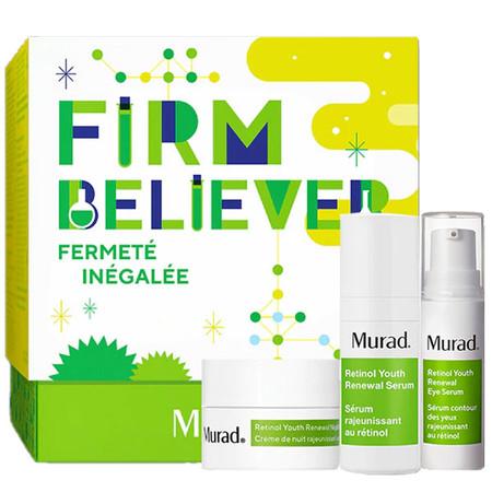 Murad Firm Believer Holiday Set | Retinol Anti Aging Set