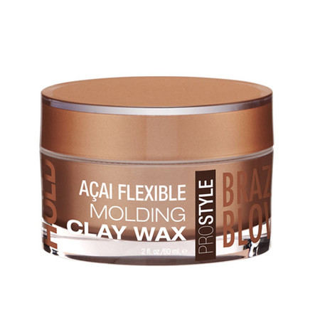Brazilian Blowout Acai Flexible Molding Clay Wax