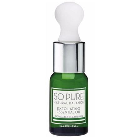 Keune So Pure Exfoliating Essential Oil - 0.3 oz