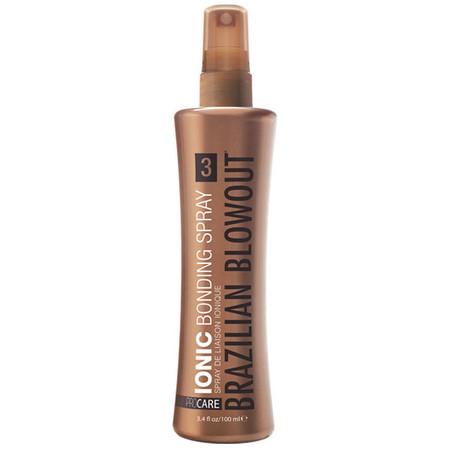 Brazilian Blowout Ionic Bonding Spray | Anti Frizz Spray