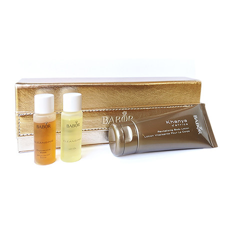 Babor Face and Body Holiday Gift - Free with $100 Purchase