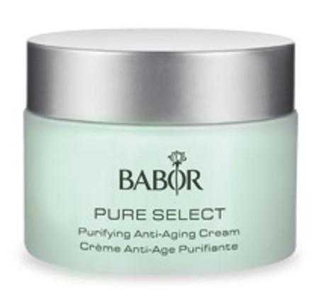 Babor Pure Select Purifying Anti-Aging Cream, 50 ml