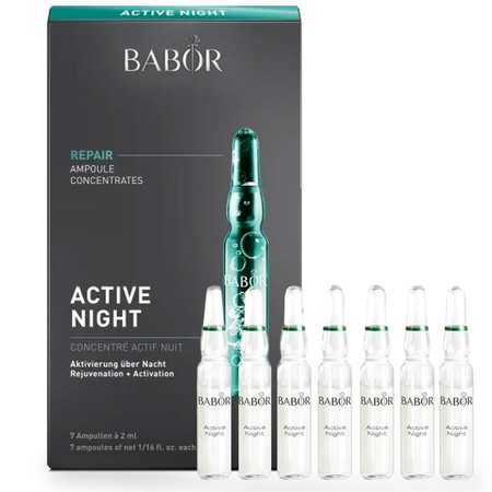 Babor Ampoule Concentrates Repair Active Night For Anti Aging