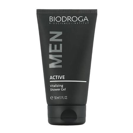 Biodroga Men's Vitalizing Shower Gel - 5.1 oz