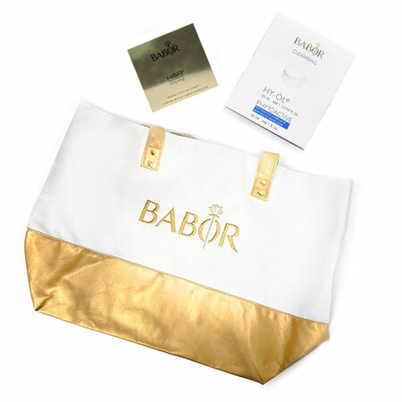 Babor The Bag Of Love - 3 pcs - Free with $150 Purchase