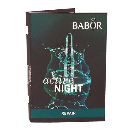 Babor Ampoule Concentrates Repair Active Night