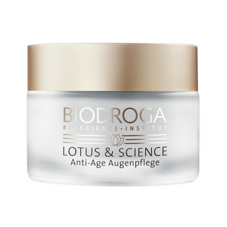 Biodroga Lotus & Science Anti-Age Eye Care