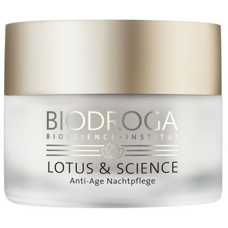 Biodroga Lotus & Science Anti-Age Night Care - 50 ml