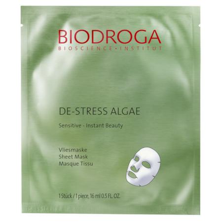 Biodroga De-Stress Algae Sheet Mask