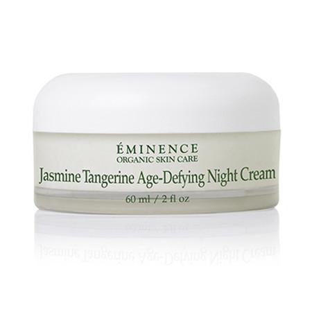 Eminence Jasmine Tangerine Age-Defying Night Cream - 2 oz