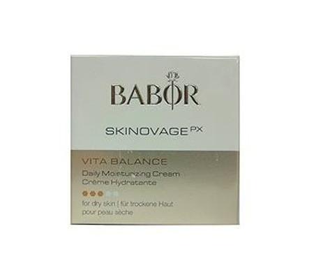 Babor Skinovage PX Vita Balance Daily Moisturizing Cream - Travel Size - 0.5 oz - Free with $88 Purchase