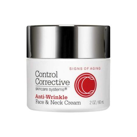 Control Corrective Anti-Wrinkle Face and Neck Cream - 2 oz