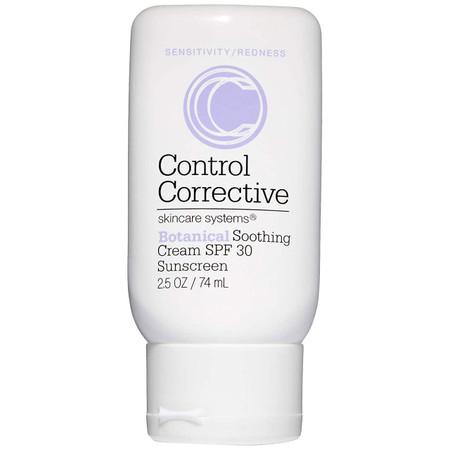 Control Corrective Botanical Soothing Cream SPF 30
