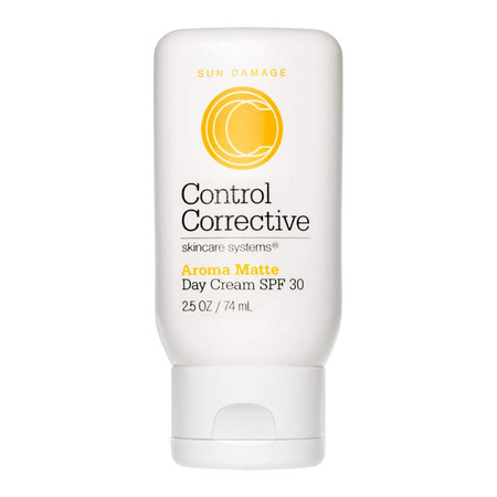 Control Corrective Aroma Matte Day Cream SPF 30 - 2.5 oz