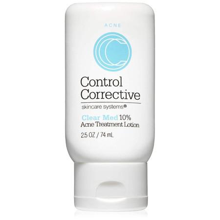 Control Corrective Clear Med 10% - 2.5 oz