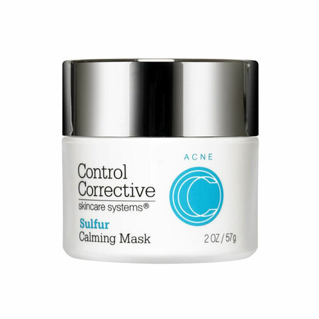 Control Corrective Sulfur Calming Mask - 2 oz