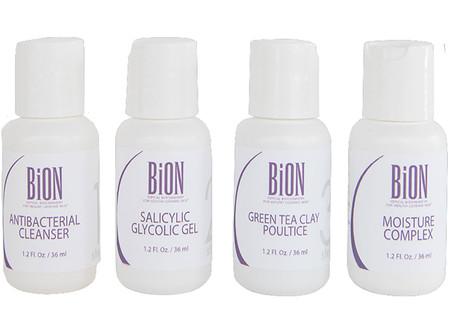 BiON Acne Control Kit for Oily/Normal Skin