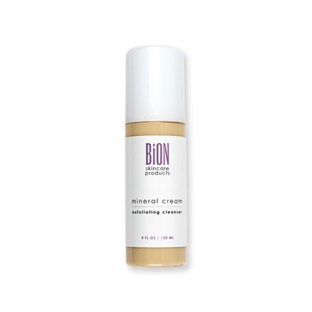 BiON Mineral Cream Exfoliating Cleanser - 4 oz