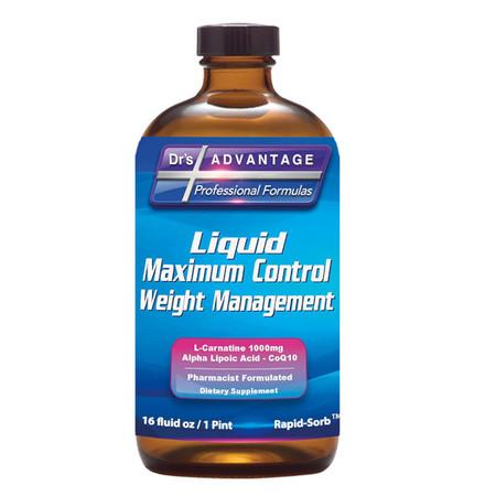 Dr.'s Advantage Maximum Control Weight Management - 16 oz