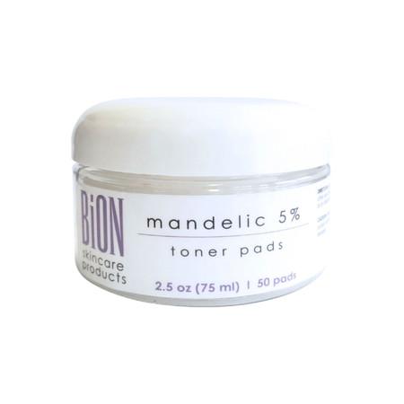 BiON Mandelic 5% Toner Pads - 50 pads