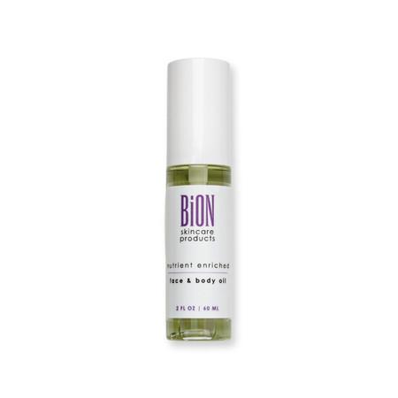 BiON Nutrient Enriched Face & Body Oil - 2 oz