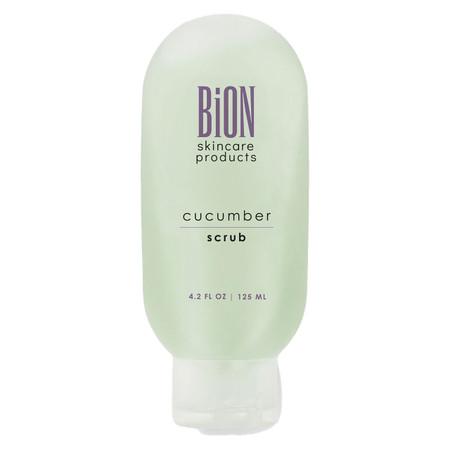 BiON Cucumber Scrub - 4.2 oz