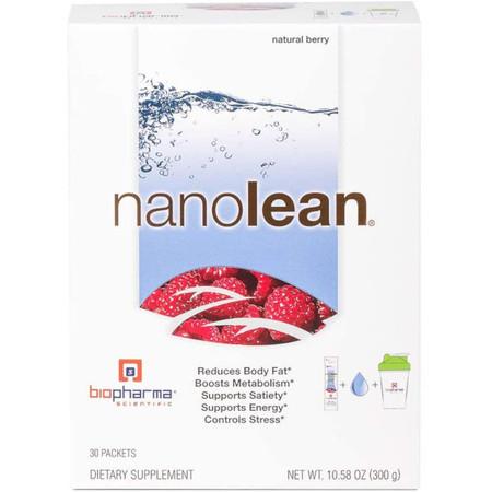 BioPharma Scientific NanoLean Berry - 30 pkts