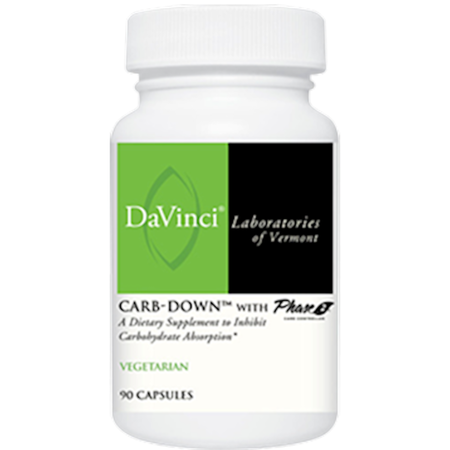 DaVinci Labs Carb Down - 90 caps