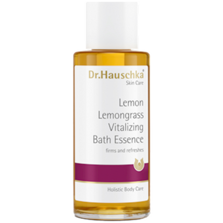 Dr. Hauschka Skincare Lemon Lemongrass Vitalizing Bath Essence - 3.4 oz
