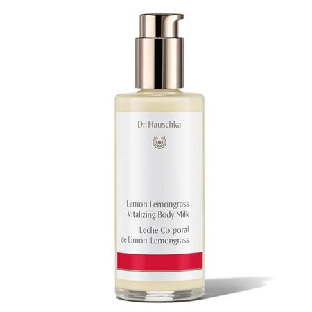 Dr. Hauschka Skincare Lemon Lemongrass Vitalizing Body Milk - 4.9 oz