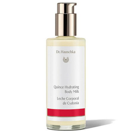 Dr. Hauschka Skincare Quince Hydrating Body Milk - 4.9 oz