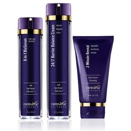 DefenAge Clinical Power Trio – Fragrance Free