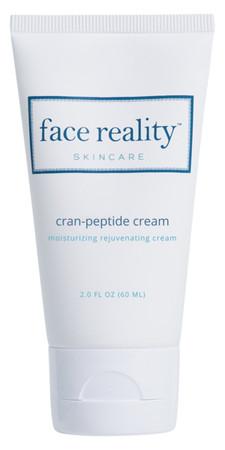 Face Reality Cran-Peptide Cream - 2oz