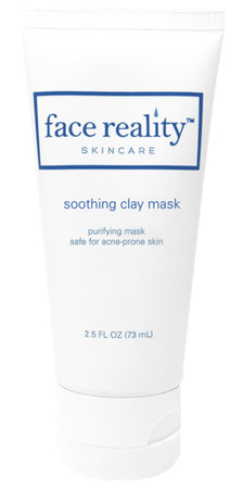 Face Reality Soothing Clay Mask 2.5oz