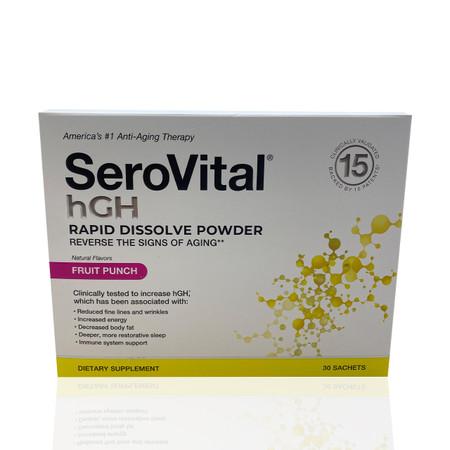 SeroVital Rapid Dissolve Power - Fruit Punch - 30 ct.