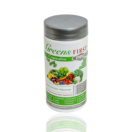 Greens First Pro Capsules - 180ct